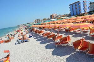 spiaggia fano